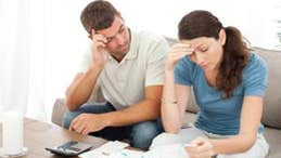 5 ways to deal with a financial setback