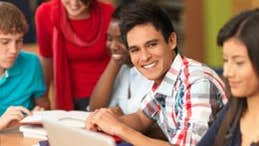 Teenagers may benefit from recession