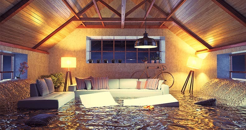 6 ways to protect your home from flooding. Black Bedroom Furniture Sets. Home Design Ideas