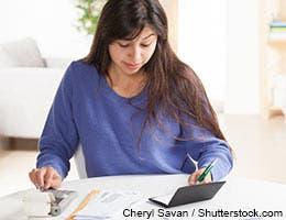 1 formula determines your credit score