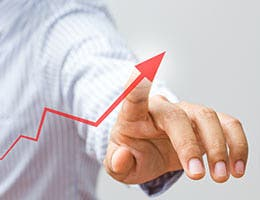 Appreciating investments, growing 401(k)s © Shutter_M /Shutterstock.com