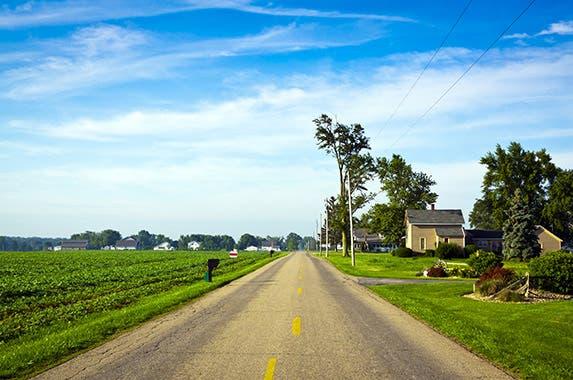 Iowa © MaxyM/Shutterstock.com