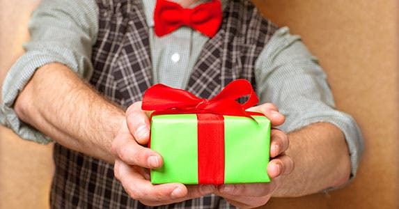 A holiday surprise © Rock and Wasp/Shutterstock.com