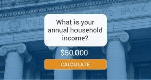 What if you spent like the government? © iStock