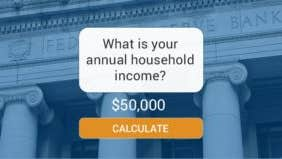 What if your household budget mirrored the federal government's?