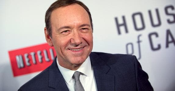 Kevin Spacey © STEPHEN CHERNIN/Reuters/Corbis