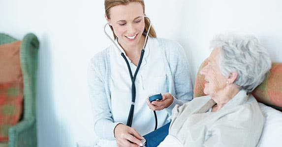 You'll have your own health care team © iStock