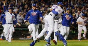 Chicago Cubs wins National League Championship, Oct. 23, 2016   Jamie Squire/Getty Images
