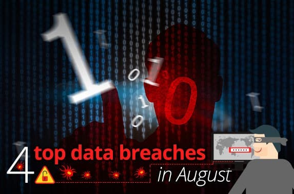August data breaches © iStock