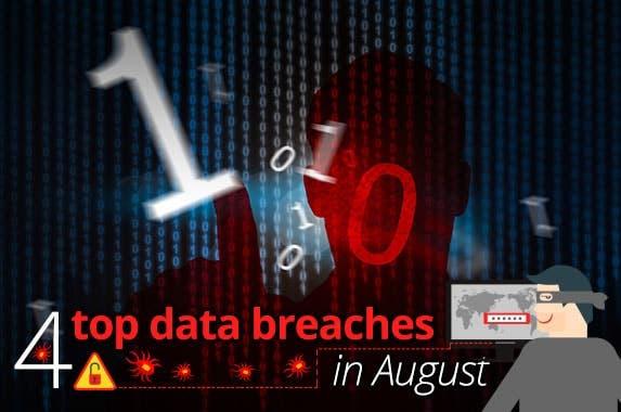 August data breaches © iStock