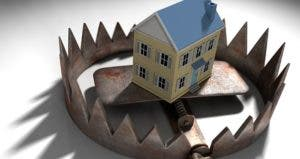 House on a trap © iStock