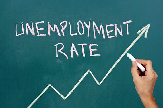 States with highest unemployment © iStock