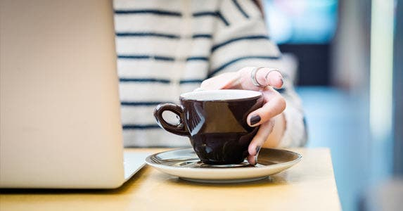 Local coffee shop: Subculture Coffee © iStock