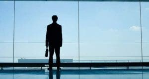 Businessman looking towards | iStock.com/anyaberkut