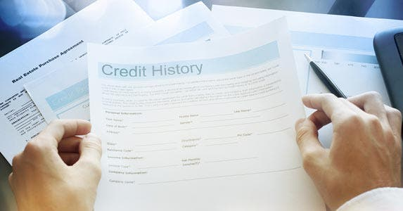 Don't check your credit score © NPFire/Shutterstock.com