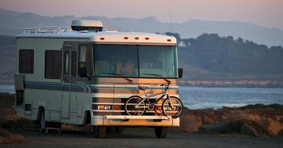 Owe more than the RV's sale price in upcoming years | Space Images/Blend Images/Getty Images