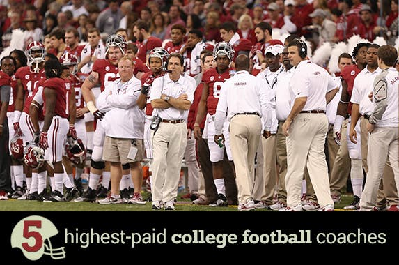 Crimson Tide: © Kelley L. Cox/KLC fotos/Corbis, Football helmet icon: © gst/Shutterstock.com