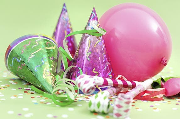 Party supplies | Lise Gagne/E+/Getty Images