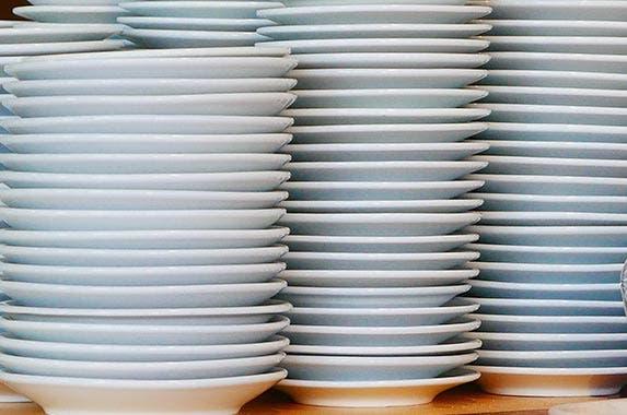 Dinnerware | Bernard Van Berg / EyeEm/GettyImages