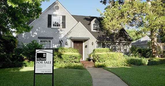 Sell your home and downsize   DreamPictures/Photodisc/Getty Images