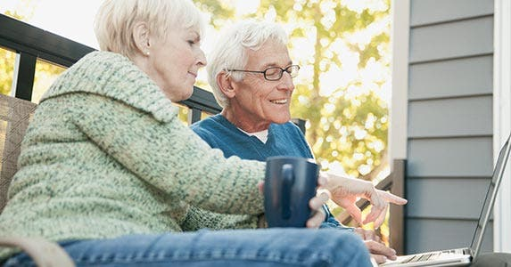 Best option could be a reverse mortgage   Hero Images/Getty Images