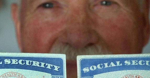 Social Security | Kathryn Scott Osler/Getty Images