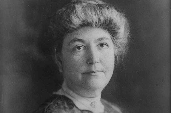 Ellen Wilson | Courtesy of Library of Congress