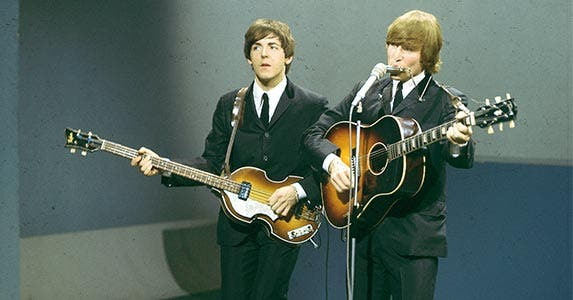 Lost Beatles recording | David Redfern/GettyImages