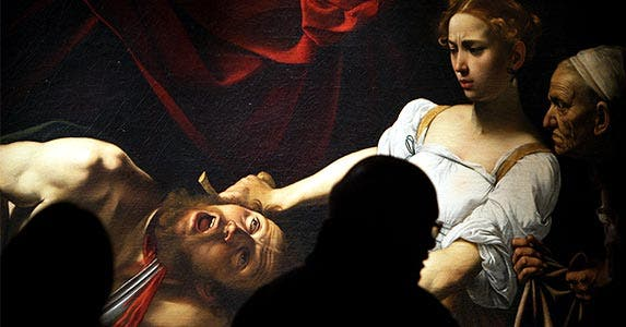 A lost Caravaggio? | Franco Origlia/Getty Images