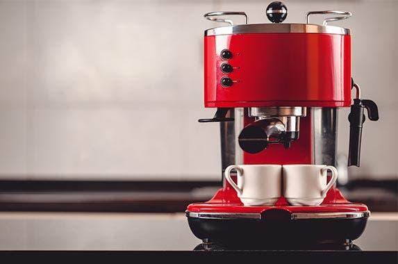 Coffee maker | Melica/Shutterstock.com