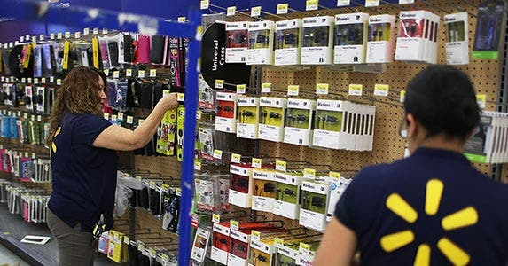 Wal-Mart | Joe Raedle/Getty Images