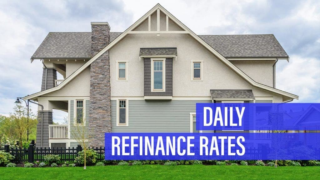 Refinance mortgage rate moves higher for Thursday