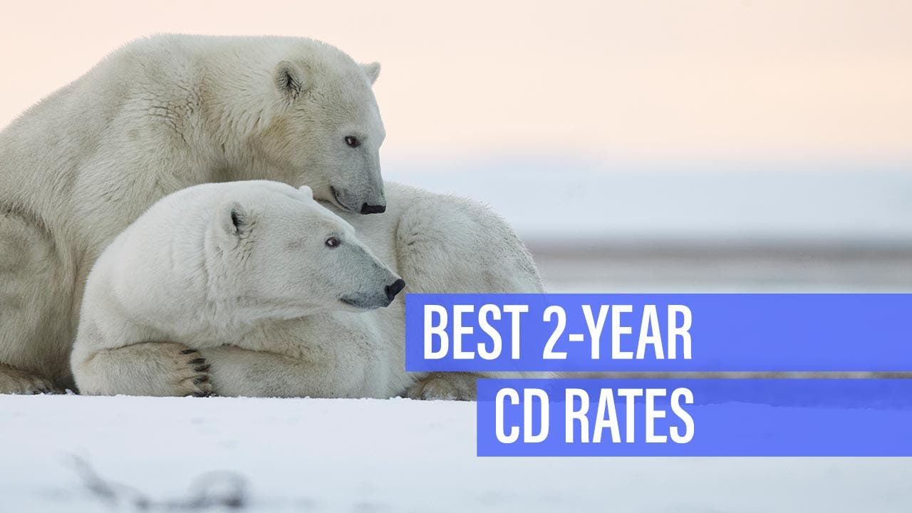 Best 2-Year CD rates | Bankrate com