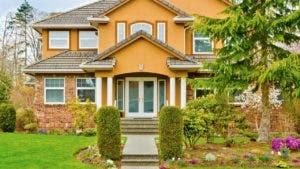 A pricier home