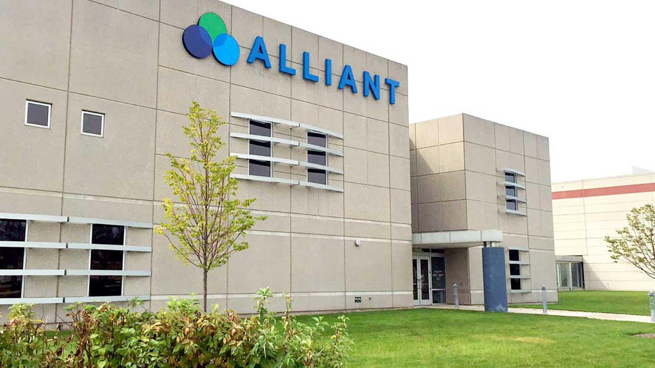 Alliant Credit Union headquarters
