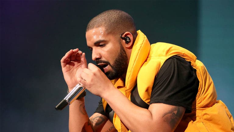 Drake's net worth is $90 million
