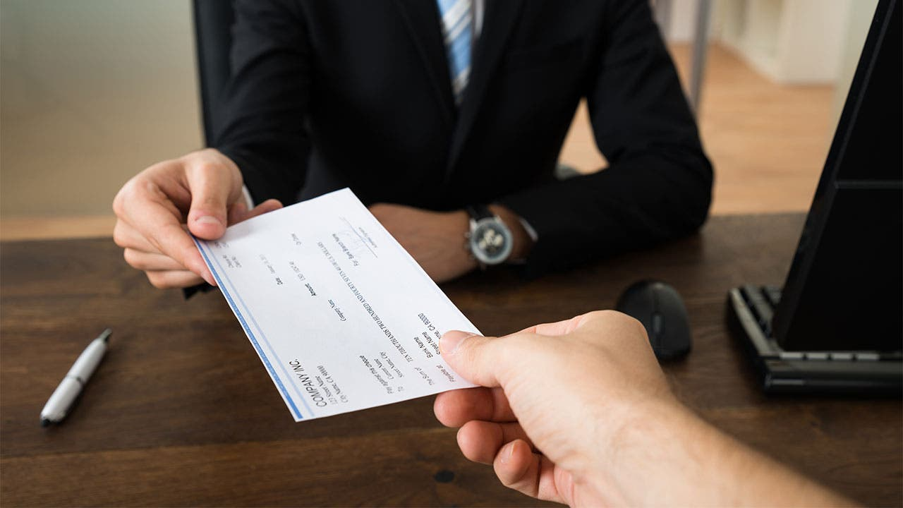 What to know about cashier's checks