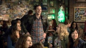 """Detective Jake Peralta in """"Brooklyn Nine-Nine"""""""