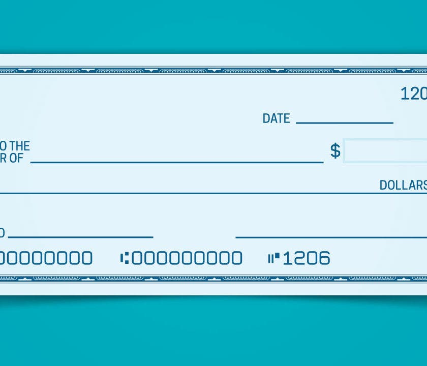 How to write a check 5 easy steps bankrate ccuart Image collections