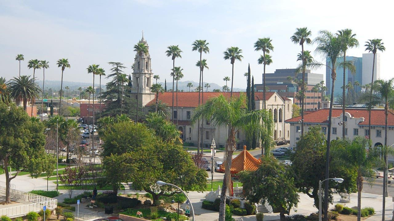 Riverside, California