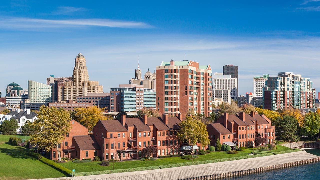 Buffalo and City Hall