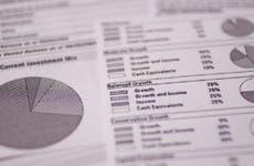 Investment paper statement
