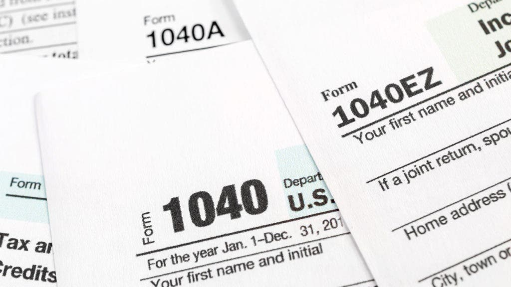 Tax Forms | IRS Tax Forms - Bankrate com