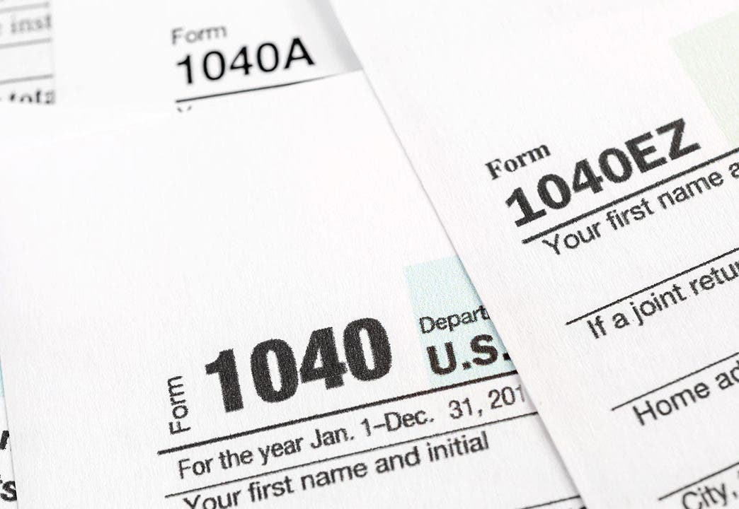 Tax Forms IRS Tax Forms