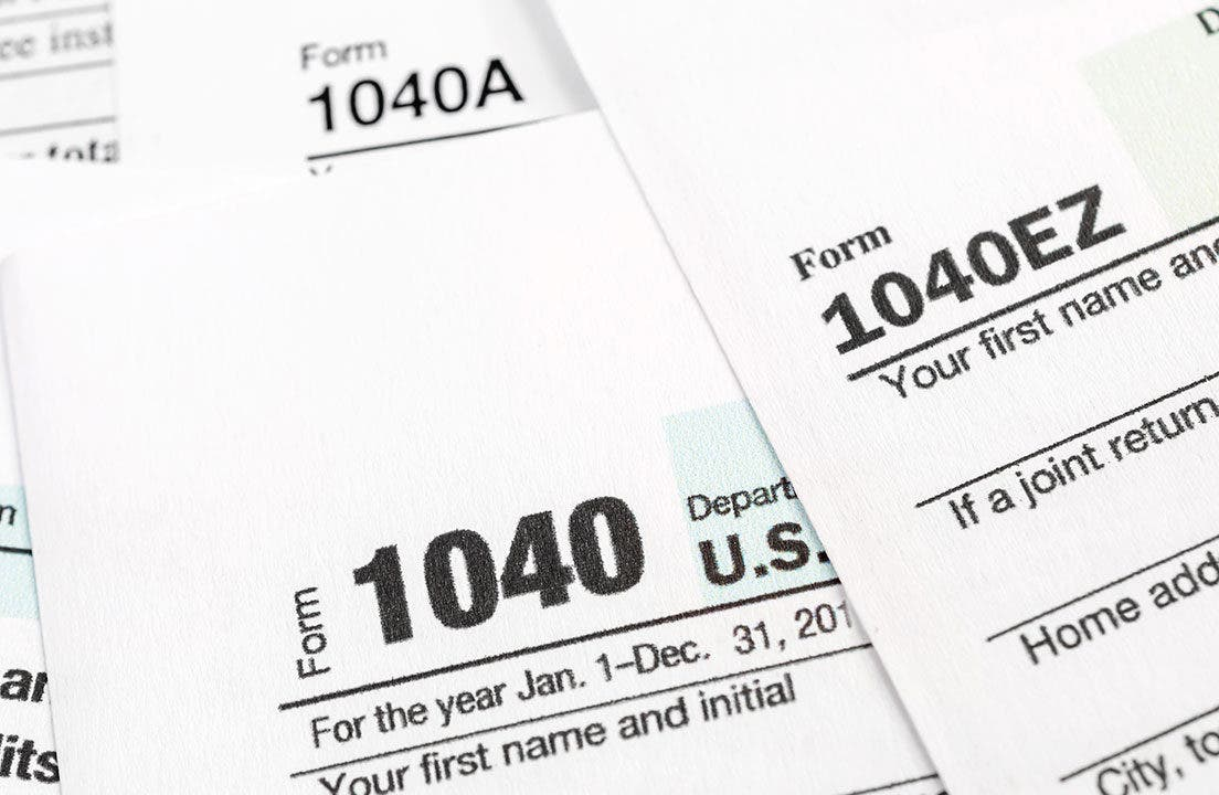 Tax Forms | IRS Tax Forms - Bankrate.com