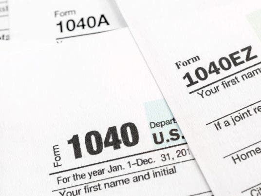 Tax Forms Irs Tax Forms Bankrate