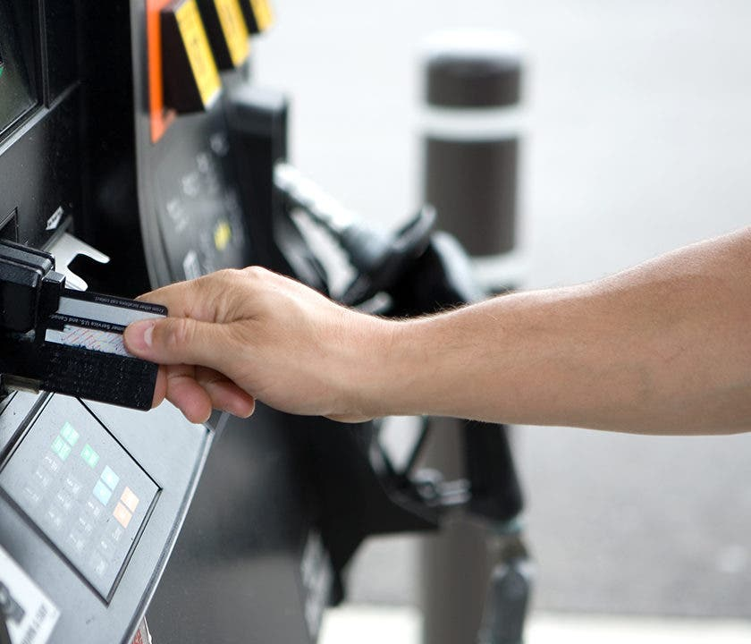 4 Risky Places To Swipe Your Debit Card | Bankrate.com