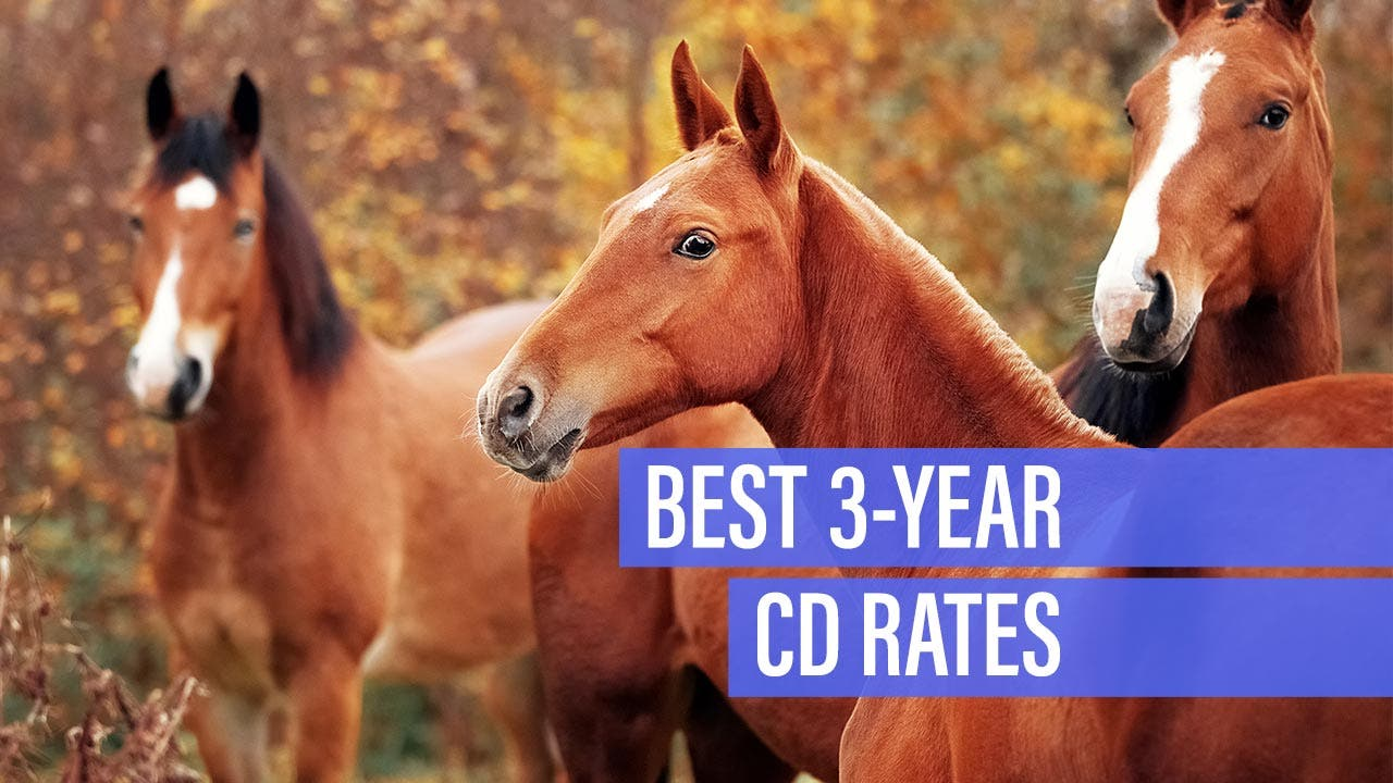 Best 3-Year CD Rates   Bankrate