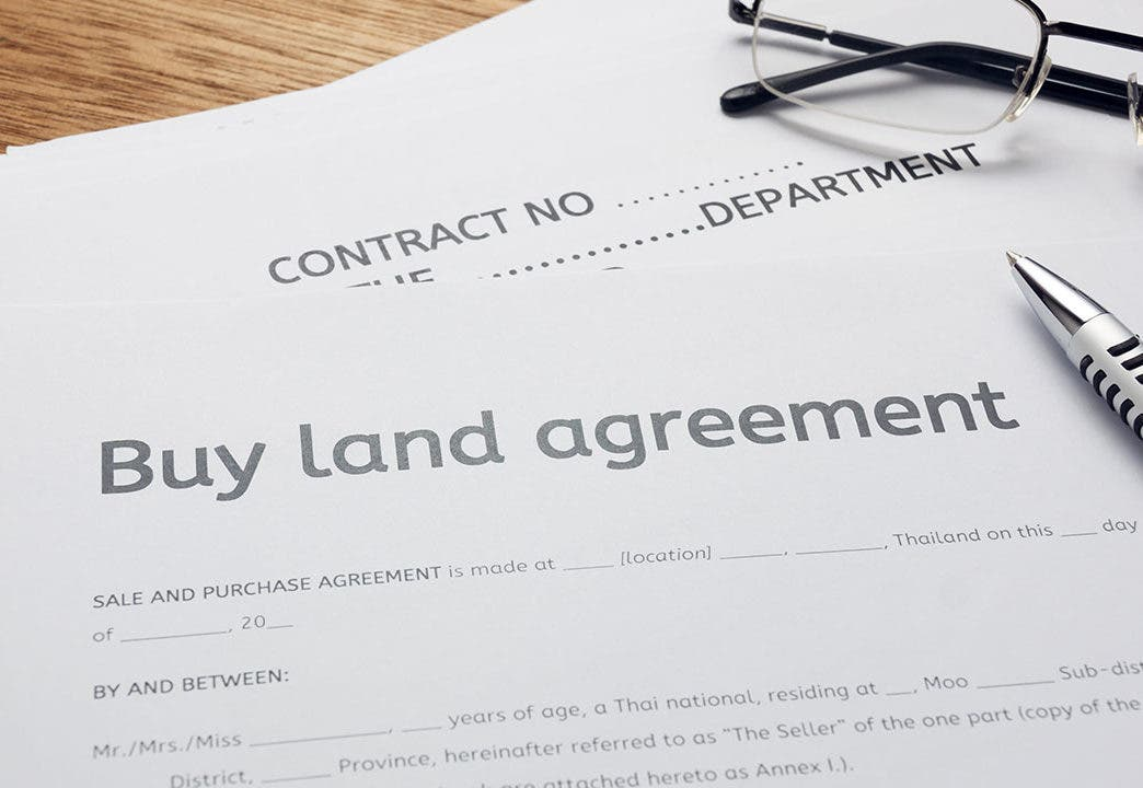 Land Contract  A Surprising Mortgage Alternative  BankrateCom
