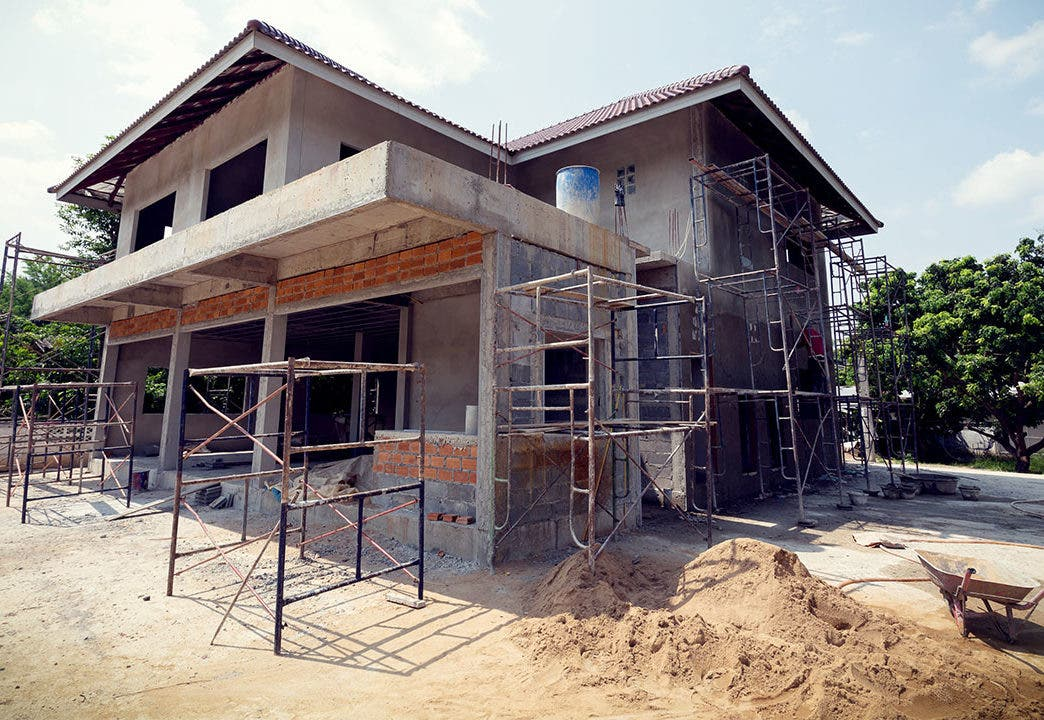 What Is A Construction Loan Broker Bankrate